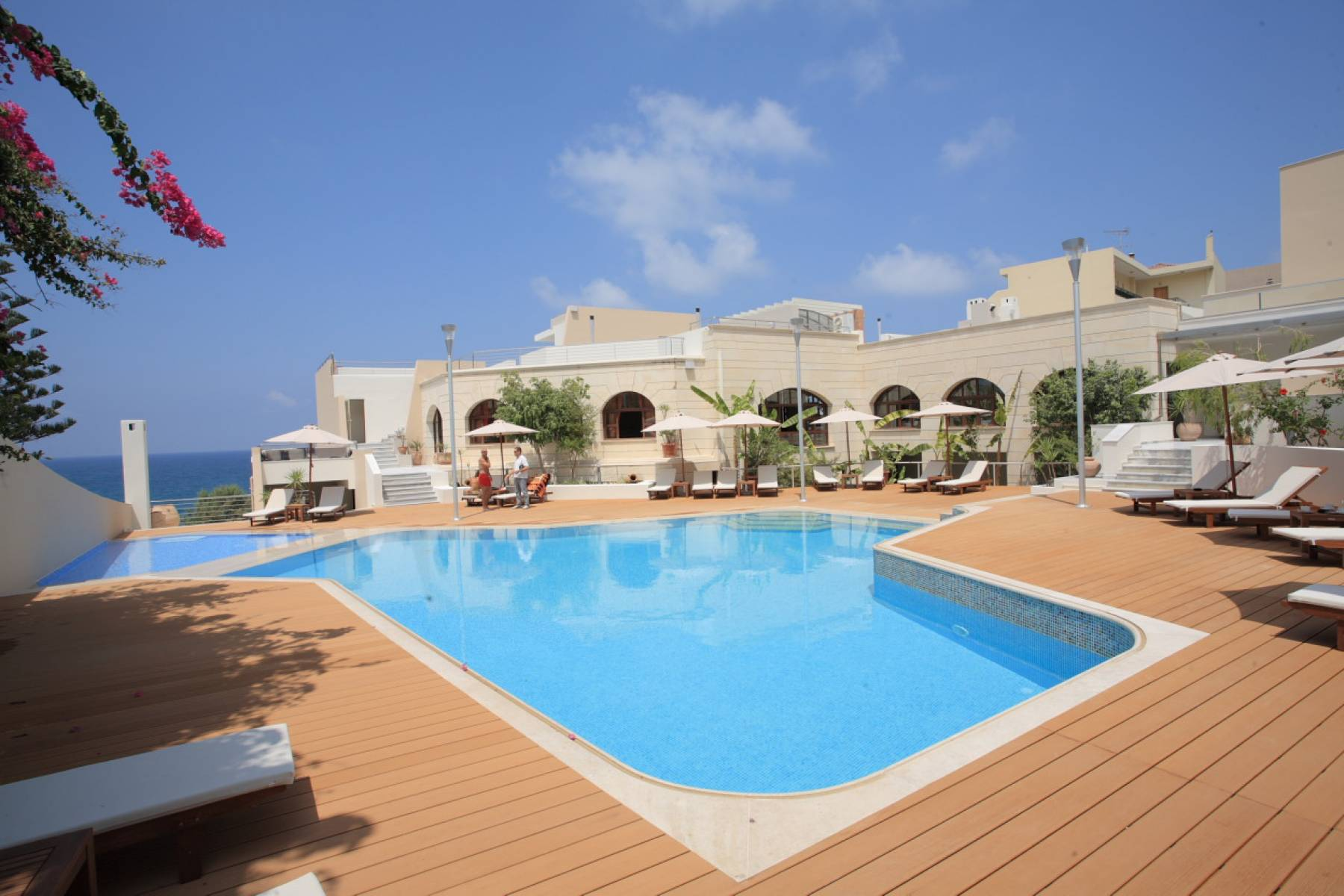 Macaris Apartments and SPA - Kreta Eiendom